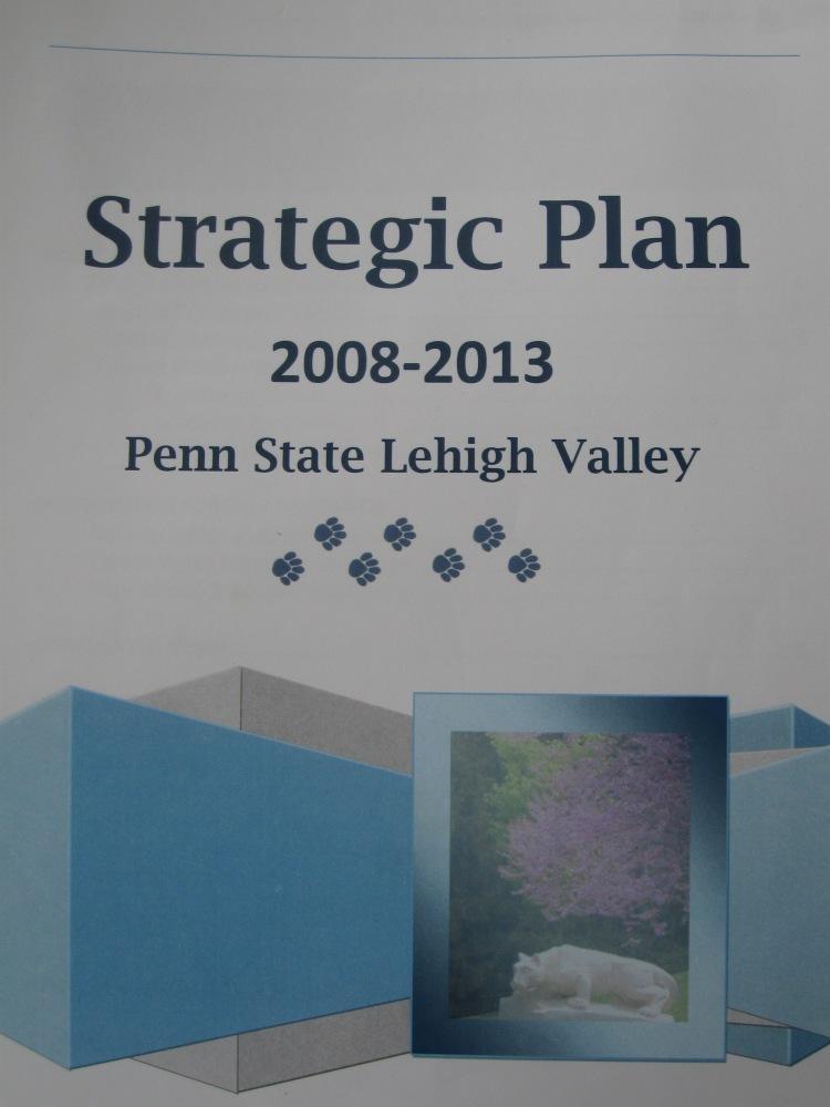 Campus Strategic Plan 2008-2013