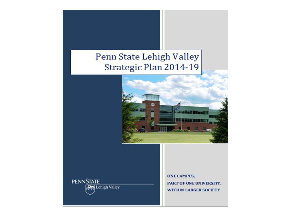 Campus Strategic Plan 2014-2019
